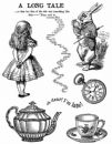 Stamperia - Natural Rubber Stamps - Alice